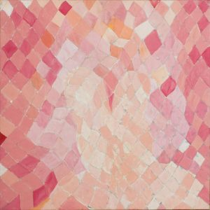 Pink Rabbit (2008) 50x50